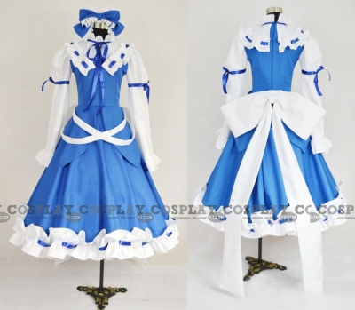 Star Cosplay (Three Fairies of Light) from Touhou Project