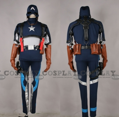 Steve Costume from Captain America