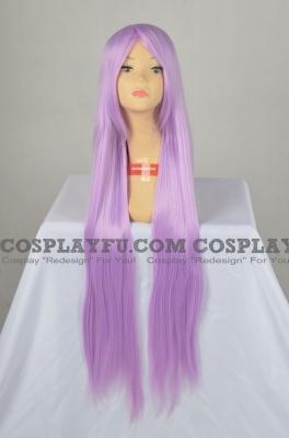 Straight Wig (Purple,Long,Reisen CF06)