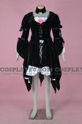Suigintou Costume (2nd) from Rozen Maiden