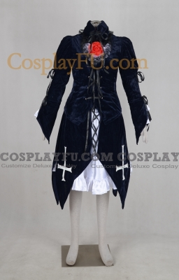 Suigintou Cosplay from Rozen Maiden