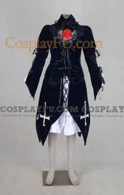 Suigintou Cosplay from Rozen Maiden