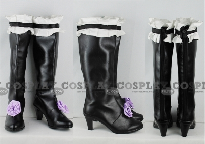 Suigintou Shoes (2nd) from Rozen Maiden