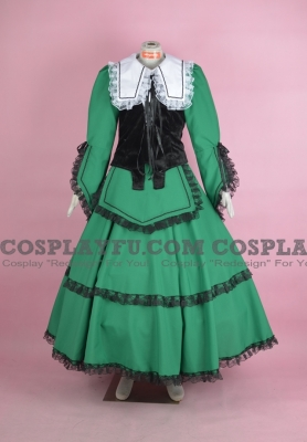 Suiseiseki Costume from Rozen Maiden