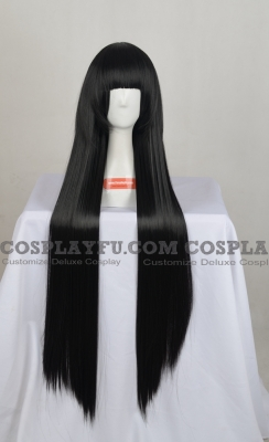 Sunako Cosplay Wig from The Wallflower