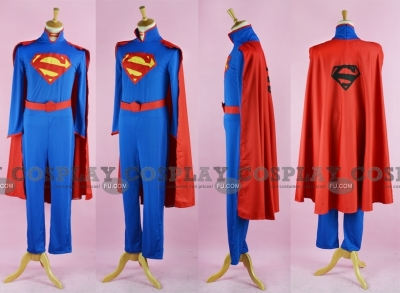 Superman Cosplay from Superman