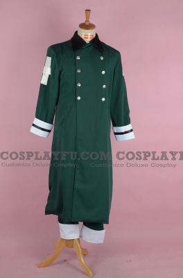 Switzerland Cosplay from Axis Powers Hetalia