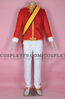 Syaoran Cosplay (Movie 2) from Cardcaptor Sakura