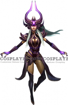 Syndra Helmet from League of Legends
