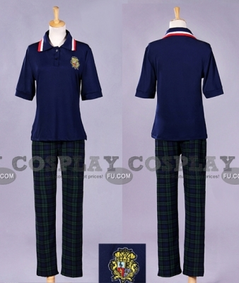 Syo Cosplay (Normal) from Uta no Prince sama