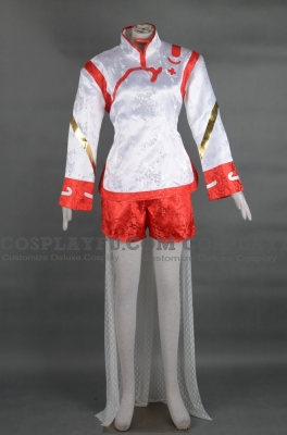 Syoukyou Costume from Dynasty Warriors 4