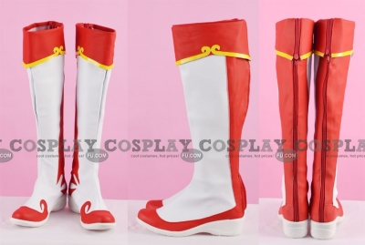 Syoukyou Shoes (A076) from Dynasty Warriors