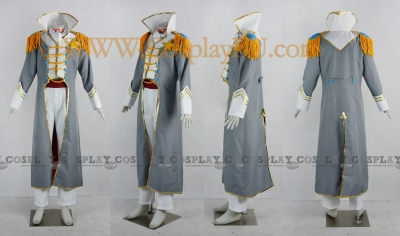 Takuto Cosplay (Cybody Taubarn) from Star Driver