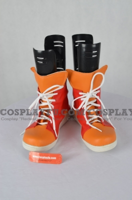Takuya Shoes (1878) from Digimon Frontier