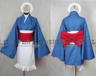 Tama Cosplay from Gin Tama
