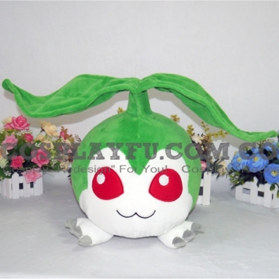 Tanemon Plush from Digimon Adventure