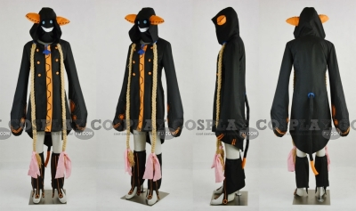 Taokaka Cosplay (Black Version) from BlazBlue