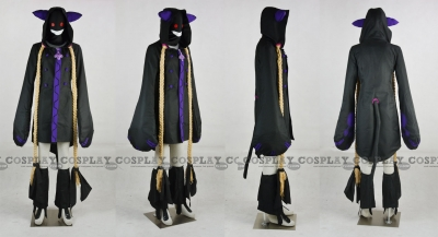 Taokaka Cosplay (Purple Version) from BlazBlue Calamity Trigger