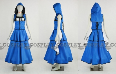Tardis Cosplay (Blue Dress) from Doctor Who