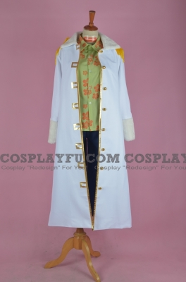 Tashigi Cosplay from One Piece