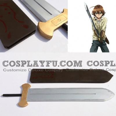 Tatsumi Sword from Akame ga Kill