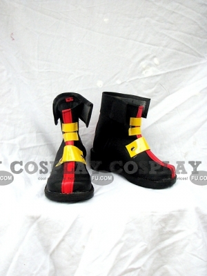 Teana Shoes (A624) from Magical Girl Lyrical Nanoha