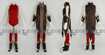 Tear Cosplay (Polyester) from Tales of the Abyss
