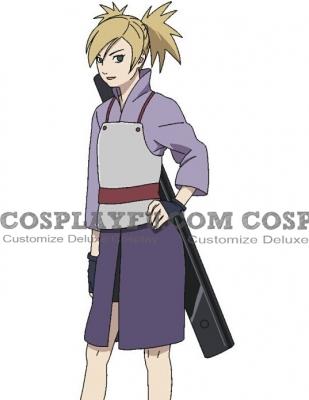 Temari Cosplay (The Last) from Naruto