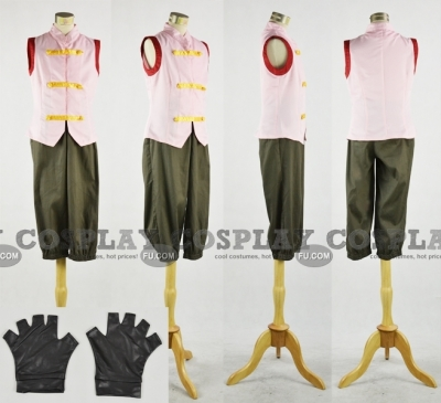 Tenten Cosplay (1-581) from Naruto