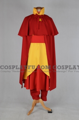 Tenzin Cosplay from The Legend of Korra