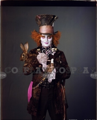 The Hatter Cosplay from Alice in Wonderland