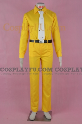 The Man with the Yellow Hat Cosplay from Curious George