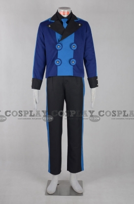 Theodore Costume (2nd Version) from Persona 3