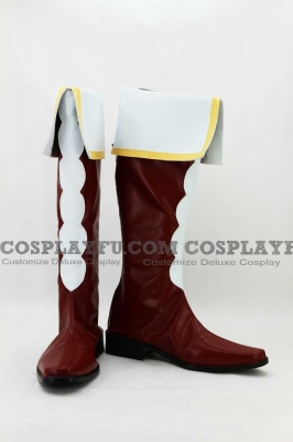 Thomas Shoes (2085) from Yu Gi Oh Zexal