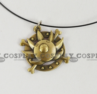 Thousand Sunny Necklace from One Piece