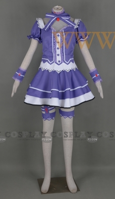 Tiara Cosplay from Fairy Fencer F