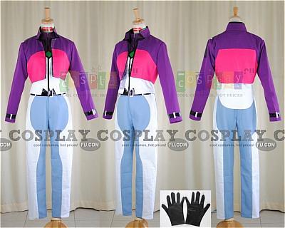Tieria Cosplay (Uniform) from Gundam 00