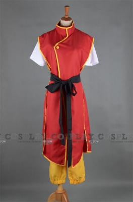 Tir McDohl Cosplay from Suikoden I