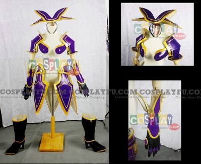 Tohka Armor from Date A Live