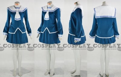 Tohru Costume from Fruits Basket