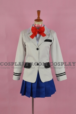 Toka Costume (Uniform) from Tokyo Ghoul