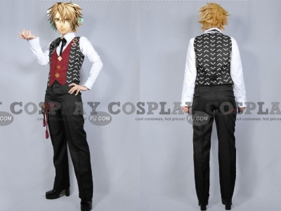 Toma Costume from Amnesia