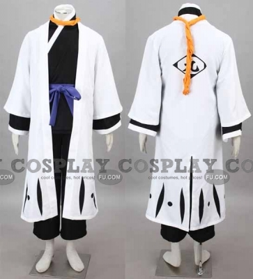 Tosen Cosplay (009-C54) from Bleach