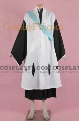 Hitsugaya Cosplay from Bleach