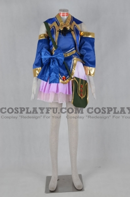 Totooria Cosplay from Atelier Meruru The Apprentice of Arland
