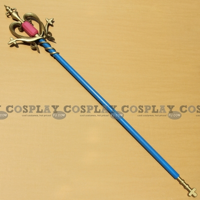 Totooria Staff from Atelier Totori The Adventurer of Arland