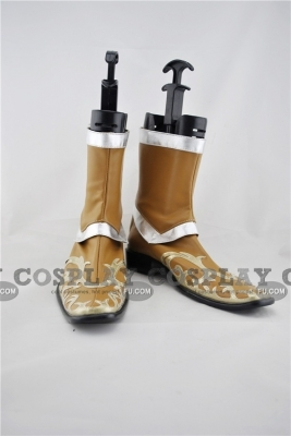 Dong Zhuo Shoes (C390) from Dynasty Warriors 6