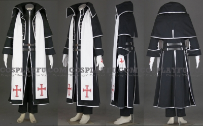 Tres Costume from Trinity Blood