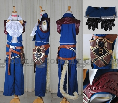 Tribal Costume from Final Fantasy
