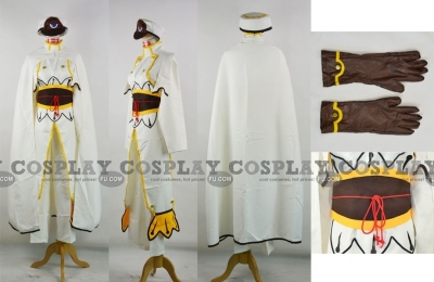Tsubaki Cosplay from BlazBlue
